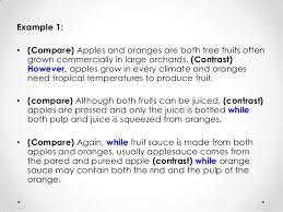 essay compare and contrast examples th math problem online  comparison contrast essay paragraph writing eslflow webguide