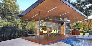 pool house. Contemporary Pool Throughout Pool House