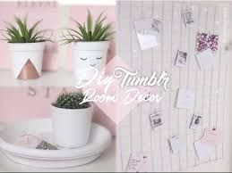diy tumblr room decor 2016 floral princess youtube