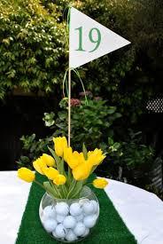 Golf Ball Decorations Themed Wedding Favors 98