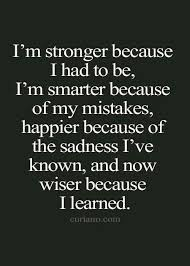 Stronger Quotes Mesmerizing We Are Stronger Than We Know Starting Over Pinterest Thoughts