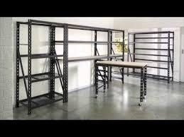 Rack It Storage System. HANDY STORAGE