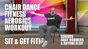 chair dance fitness aerobics 4 seniors