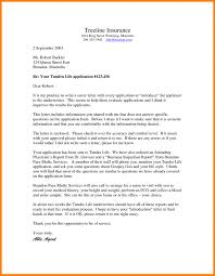 Underwriter Resume Examples Insurance Profile Cover Letter Example