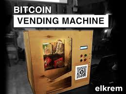 Vending Machine Bitcoin Stunning ArduinoBased Bitcoin Candy Vending Machine Hacksterio