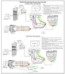 honeywell heat pump thermostat wiring diagram and attachment honeywell furnace thermostat wiring diagram at Honeywell Furnace Wiring Diagram