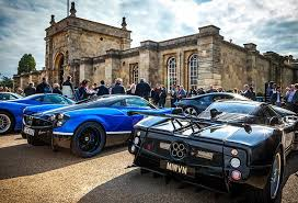 Palace Classic Supercar Show