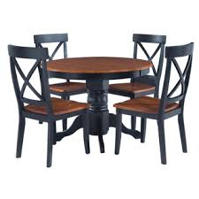 black dining room furniture sets. Black/ Cottage Oak 5-piece Dining Furniture Set By Home Styles Black Room Sets R
