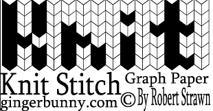 Knit Stitch Graph Paper Under Fontanacountryinn Com