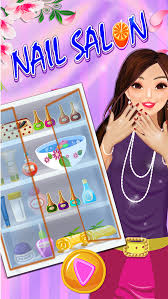 nail art design beauty salon high fashion glamour game s kids s