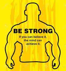 Motivation Concept Sport Motivation Be Strong Motivation Quote