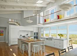 Open Living Room And Kitchen Designs Small Open Concept Kitchen Living Room Floor Plans Flooring Ideas