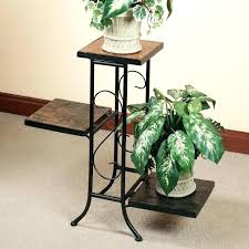 metal outdoor corner plant stand stands indoor hanging plant metal outdoor corner plant stand metal