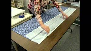 Making a Quilt Backing by Barb Sackel for QuiltWoman.com - YouTube &  Adamdwight.com
