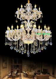 chair dazzling european style chandeliers 2 led crystal chandelier ceiling gold luxury large light flush mount