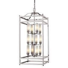 z lite altadore 12 light chandelier in brushed nickel