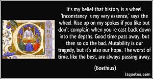 Risultati immagini per boethius wheel of fortune