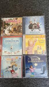 Cds Für Kinder Eiskönigin Conny Wendy