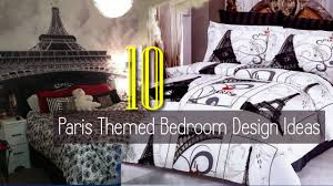 Paris Bedroom Decor Teenagers Paris Themed Bedroom Design Ideas Youtube