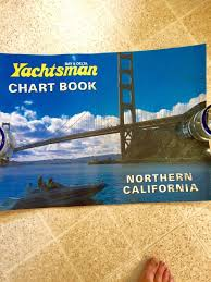Yachtsman Chart Book Yachtsman Chart Book Bay And Delta Northern California For Sale In Watsonville Ca Offerup