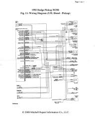 1993 cummings 5 9l the overdrive is intermittant flicker Dodge Ram W350 Wiring Diagram this is the original factory diagram 1996 Dodge Ram Wiring Diagram