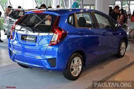new car launches team bhpHonda Jazz 2015 India Launch Team Bhp  CFA Vauban du Btiment