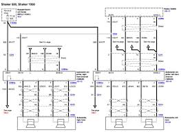 shaker 500 wiring diagram wiring diagram wiring diagram for 2005 mustang home diagrams
