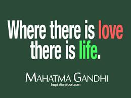 Gandhi Quotes On Love New Mahatma Gandhi Love Live Quotes Inspiration Boost Inspiration Boost