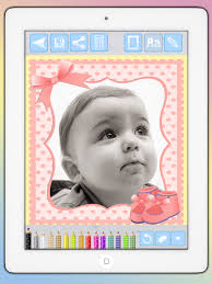 screenshot 4 for photo frames for babies and kids for your al