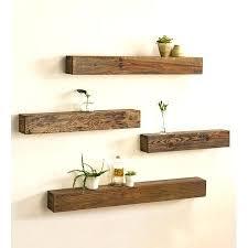 brilliant design white washed wood shelves whitewashed floating rustic wooden shelf l