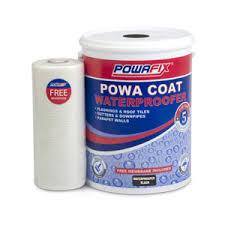 Powa Coat Waterproofer Powafix