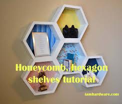 how to build hexagon cubes tutorial