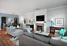 grey furniture living room. modern-living-room-with-grey-furniture-and-turquoise-accents grey furniture living room e