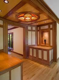 Inspiration for a contemporary medium tone wood floor dining room remodel  in Cincinnati