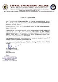 Appreciation Letter6