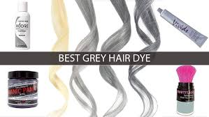 Green Light Luxury Hair Color Chart 11 Best Grey Hair Dye Shades For A Silver Hued Makeover