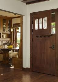 interior dutch door with glass looks more light weighing and elegant