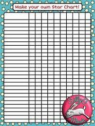 Freebie Star Chart Free Class Behavior Chart Record