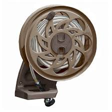 suncast wall mounted sidetracker hose reel for 125 ft hose view larger