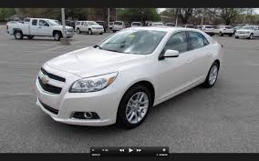 2013 Chevrolet Malibu ECO Start Up, Exhaust, and In Depth Review ...