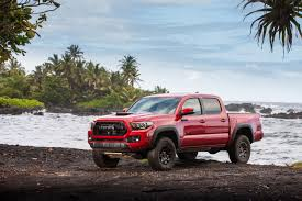 By 2020, Toyota Wants to Sell Tacoma Pickup Trucks to All Y'all