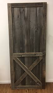 reclaimed wood door implausible barn antique with bottom x brace decorating ideas 29