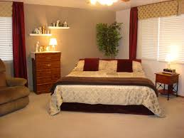 Corner Bed placement idea.