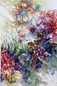 lian quan zhen watercolor see more artcentralslo files wordpress com 2016 10