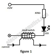 reed switch wiring diagram reed wiring diagrams online current monitor reed switch