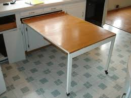 Square Folding Table On Wheel Photo How To Choose Dining Tables For Small  Spaces