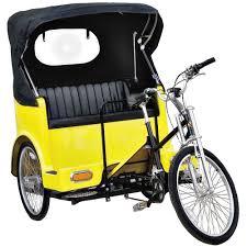 Pedicab Sidecar Design The Pedicab Three Wheel Bicycle Bicycle Tricycle