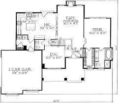 Side Load Garage House Plans  Home Planning Ideas 2017Floor Plans With Garage