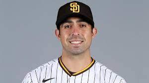 Padres' Daniel Camarena, a 28-year-old ...