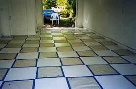 brilliant checkerboard garage floor paint carpet vidalondon intended for painting garage floor